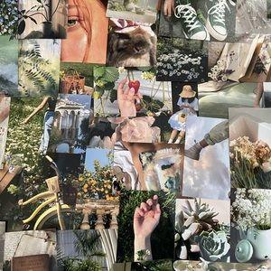 Viridescent - Custom Collage Kit